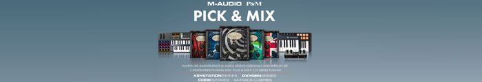 M-Audio Plug & Mix