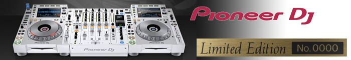 Pioneer DJ NXS2-W LIMITED EDITION  -...