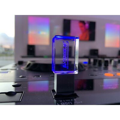 DJ-Technik.de Crystal-Drive 32 GB