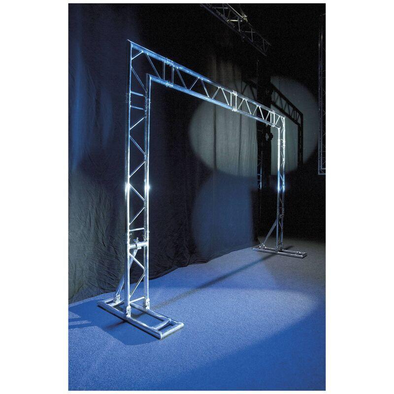 mobile dj truss stand dj professional dj. Black Bedroom Furniture Sets. Home Design Ideas